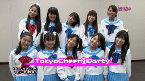 フォンチー Tokyo Cheer2 Party 腐男塾 bump.y ももいろクローバー