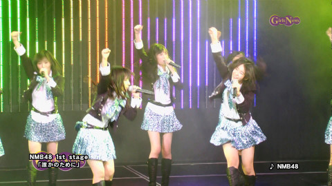 フォンチー ぱすぽ☆ NMB48 東京女子流