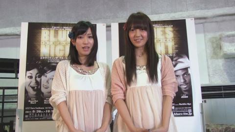片山陽加(MC) ももいろクローバーZ SDN48 ドロシーリトルハッピー Hapiness tengal6 佐藤亜美菜(AKB48) ゆうみん(カフェっ娘)