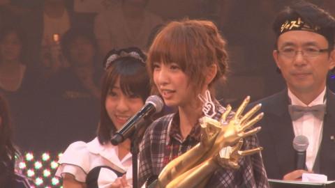 片山陽加(MC) AKB48 Fairies 吉川友 横山ルリカ 河村唯