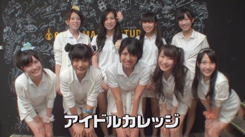 さんみゅー OZ アイドルカレッジ ベイビーレイズ PartyRockets アップアップガールズ(仮) CheekyParade THE ポッシボー