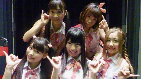 Fleur* めろでぃーリアン ウルトラガール 4EVER GO!GO!ぱわふる学園 SiReN リル・クミン Bee☆F.L.T. mIni PartyRockets