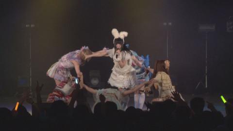 ALLOVER でんぱ組.inc アイドルカレッジ アリス十番 さんみゅ〜 愛乙女★DOLL Doll☆Elements Starmarie CANDY GO! GO! asfi