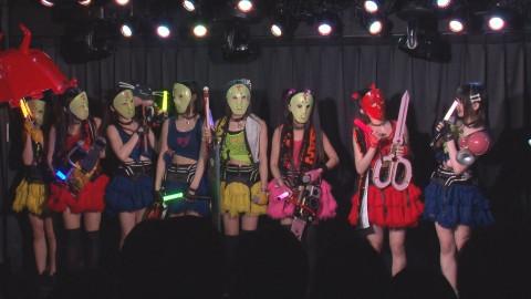 藤江れいな AKB48 カオポイント石橋哲也 アリス十番 KNU Starmarie