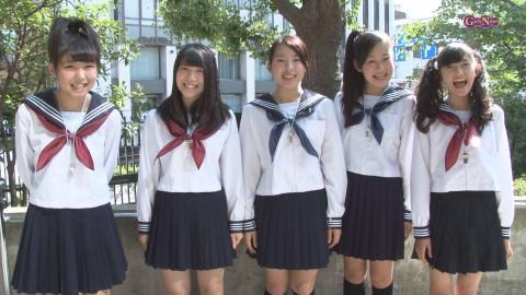 松井咲子 AKB48 ひめキュンフルーツ缶 青山☆聖ハチャメチャハイスクール DiNity
