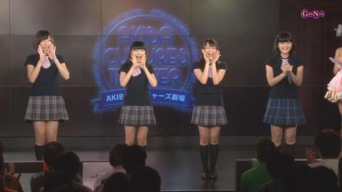 松井咲子 AKB48 アップアップガールズ(仮) テレパシー 真野恵里菜 優希美青 夏目あおい Go!Go!ぱわふる学園