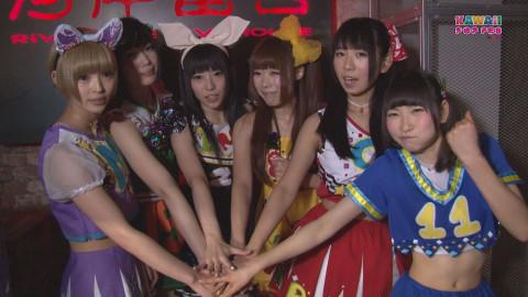 アップアップガールズ(仮) SUPER☆GiRLS Dancing Dolls でんぱ組.inc 東京女子流 Dorothy Little Happy 水瀬いのり
