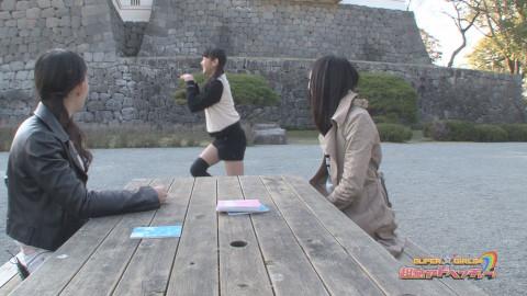 SUPER☆GiRLS 勝田梨乃 溝手るか 内村莉彩