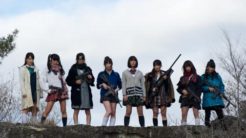 鐘が鳴りし、少女達は銃を撃つ