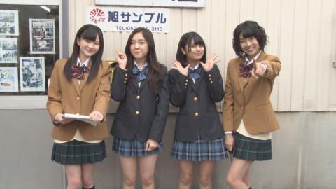 SKE48 石田安奈 磯原杏華 江籠裕奈 北野瑠華
