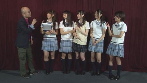 SKE48 中西優香 竹内舞 二村春香 宮前杏実 谷真理佳 ユリオカ超特Q