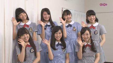石田佳蓮 アイドリング!!! 小池美由 AKB48チーム8 PartyRockets 高崎聖子 佐藤麗奈