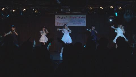 石田佳蓮 アイドリング!!! AKB48 アイドルネッサンス AngeReve 小池美由 佐藤聖羅 今野杏南