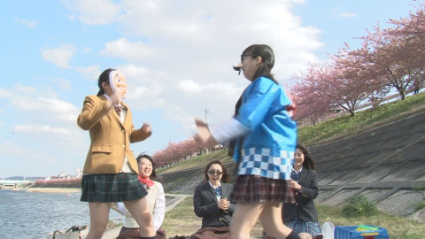 石田安奈 高木由麻奈 福士奈央 青木詩織 鎌田菜月 SKE48