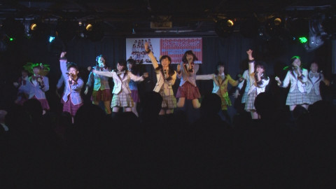 古橋舞悠 アイドリング!!! DIANNA☆SWEET アイドルカレッジ 森川彩香 杉本有美
