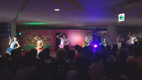 @JAM EXPO 2015~ピーチステージ