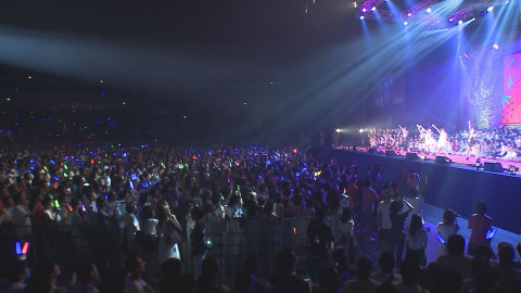 @JAM EXPO 2015~ストロベリーステージ