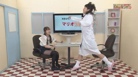 金田朋子 松嵜麗
