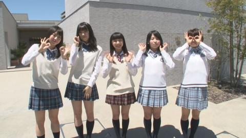 矢方美紀 日高優月 荒井優希 杉山愛佳 太田彩夏 SKE48