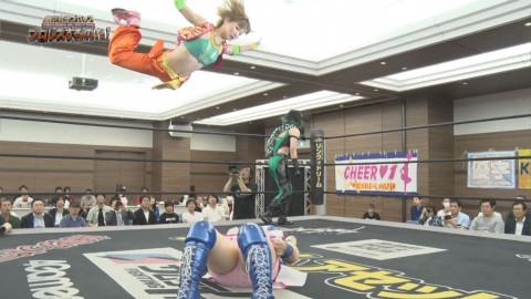東京女子プロレス「プロレスするのだ!」 #1