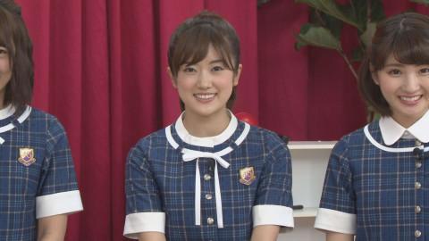 松村沙友理 中田花奈 乃木坂46 マジカル・パンチライン SUPER☆GiRLS