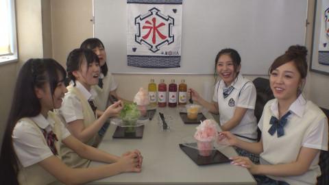 石田安奈 青木詩織 山田樹奈 髙寺沙菜 末永桜花 SKE48