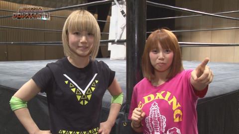 東京女子プロレス「プロレスするのだ!」 #6
