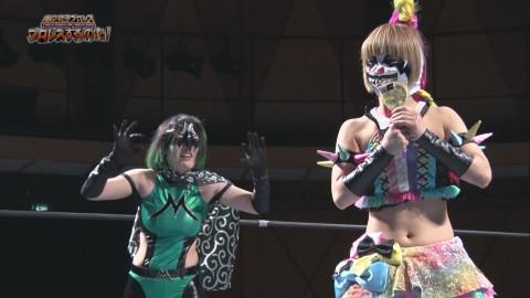 東京女子プロレス「プロレスするのだ!」 #9