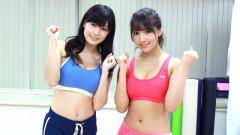 高橋しょう子と三上悠亜のSHOW YOUR ROCKETS #2