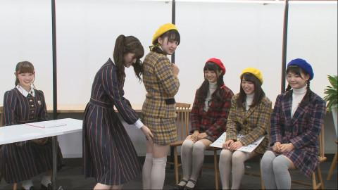 中田花奈 松村沙友理 乃木坂46 X21 ハコイリムスメ
