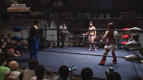東京女子プロレス「プロレスするのだ!」 #12