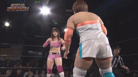 東京女子プロレス「プロレスするのだ!」 #14
