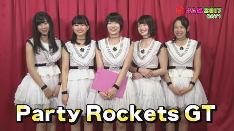 神宿 桜エビ~ず わーすた つばきファクトリー まねきケチャ Party Rockets GT