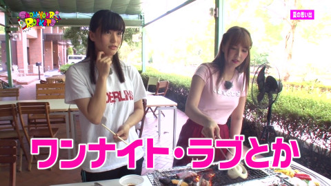高橋しょう子と三上悠亜のSHOW YOUR ROCKETS #12