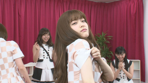中田花奈 松村沙友理 X21 アイドルネッサンス