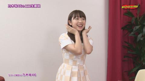 中田花奈 松村沙友理 アキシブ project 天晴れ!原宿 乃木坂46