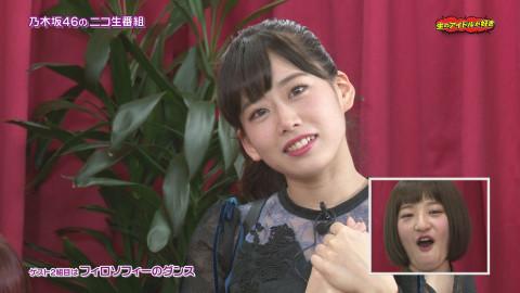 中田花奈 松村沙友理 乃木坂46 煌めき☆アンフォレント フィロソフィーのダンス