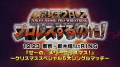 東京女子プロレス「プロレスするのだ!」 #38