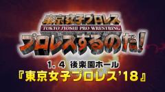 東京女子プロレス「プロレスするのだ!」 #39