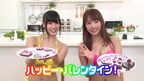 高橋しょう子と三上悠亜のSHOW YOUR ROCKETS #17