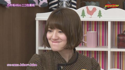 中田花奈 松村沙友理 まねきケチャ Juice=Juice 乃木坂46