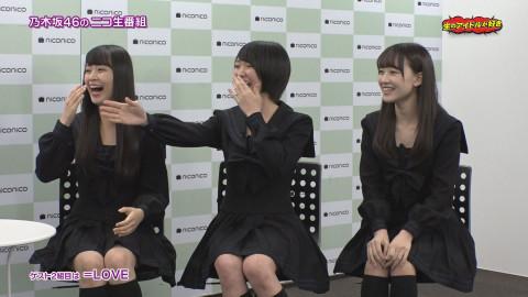 中田花奈 松村沙友理 i☆Ris =LOVE