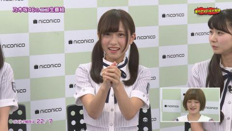中田花奈 松村沙友理 PassCode 22/7