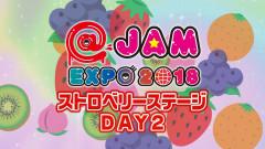 @JAM EXPO 2018~ストロベリーステージ day2