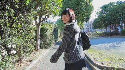 森野陽菜 全力黒髪少女