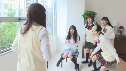 杉山愛佳 相川暖花 野々垣美希 荒野姫楓 中坂美祐 SKE48