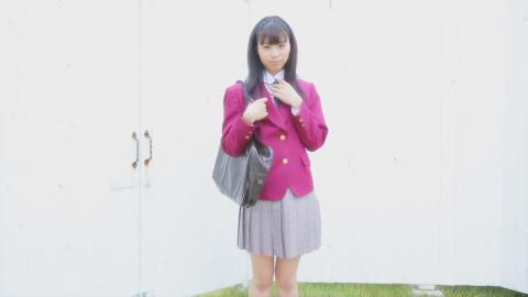 成瀬莉奈 全力黒髪少女