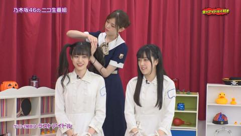 中田花奈 松村沙友理 かみやど ラストアイドル