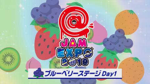 @JAM EXPO 2019~ブルーベリーステージ day1