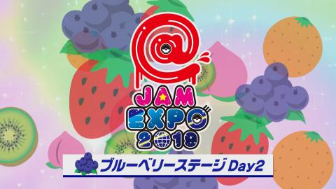 @JAM EXPO 2019~ブルーベリーステージ day2
